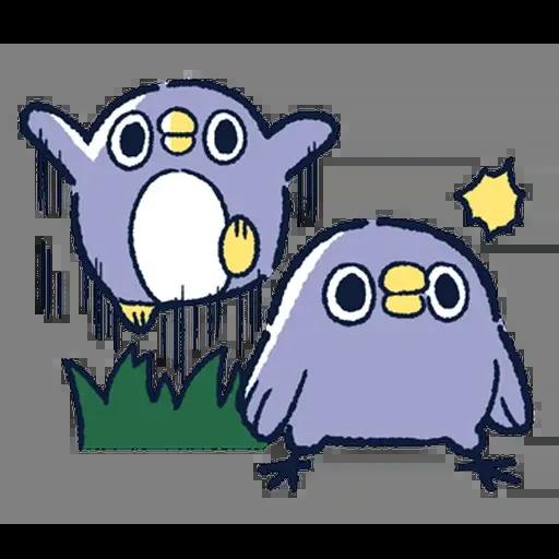 企鵝 - Sticker 6