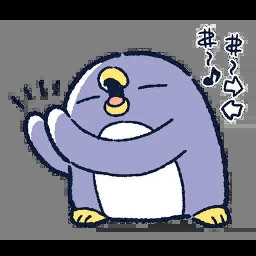 企鵝 - Sticker 26