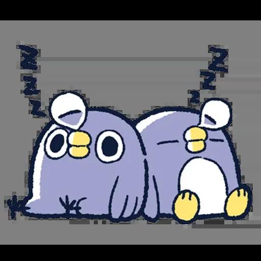 企鵝 - Sticker 20