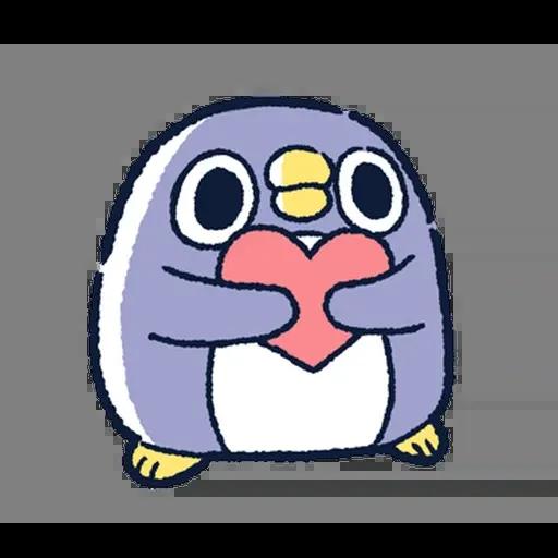 企鵝 - Sticker 9