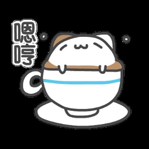 貓貓蟲咖波:喵喵叫 - Sticker 21