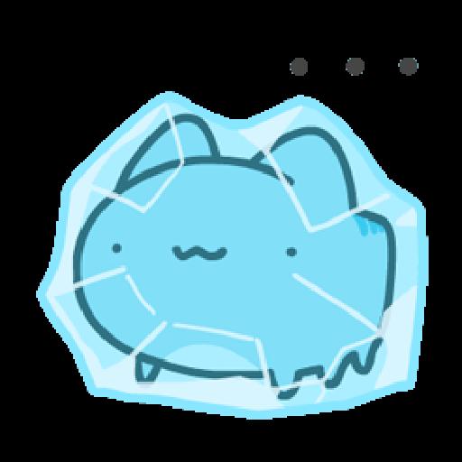 貓貓蟲咖波:喵喵叫 - Sticker 18