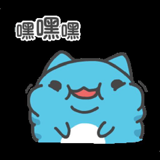 貓貓蟲咖波:喵喵叫 - Sticker 9