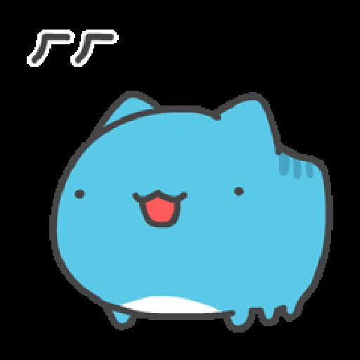 貓貓蟲咖波:喵喵叫 - Sticker 22