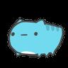 貓貓蟲咖波:喵喵叫 - Tray Sticker
