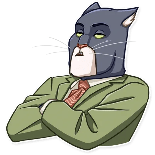Black Cat - Sticker 11