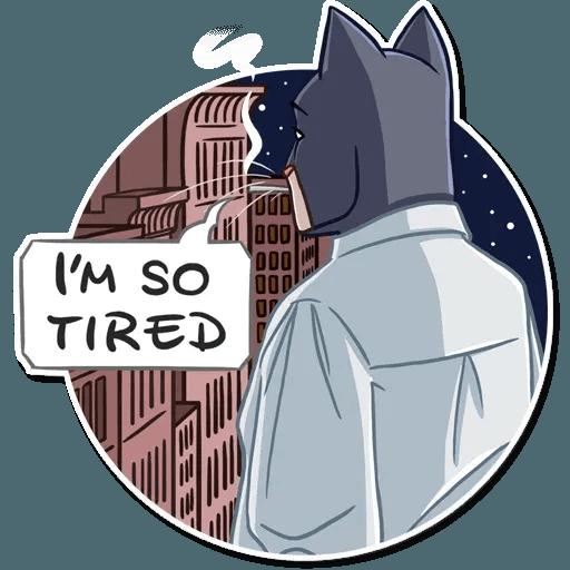 Black Cat - Sticker 30