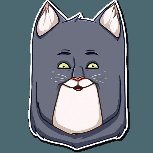 Black Cat - Sticker 17