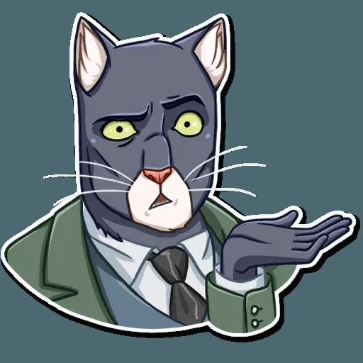 Black Cat - Sticker 14