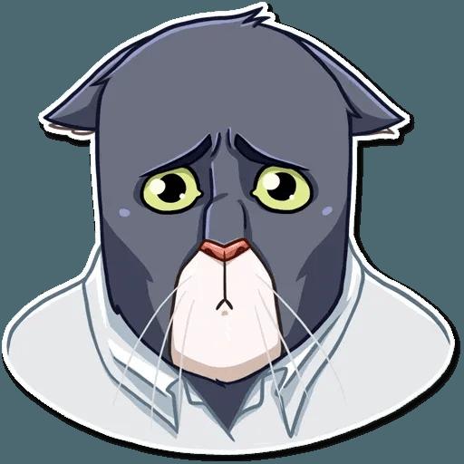 Black Cat - Sticker 26