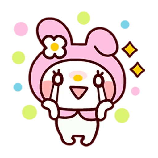 Cute - Sticker 9