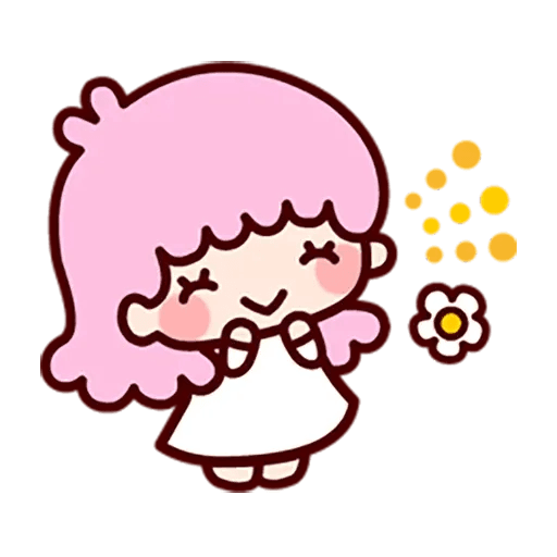 Cute - Sticker 21