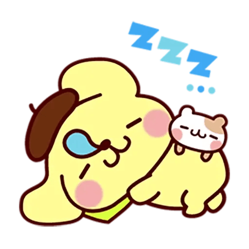 Cute - Sticker 22