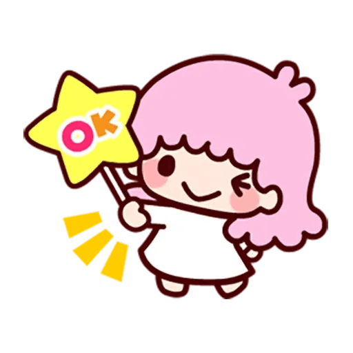 Cute - Sticker 19