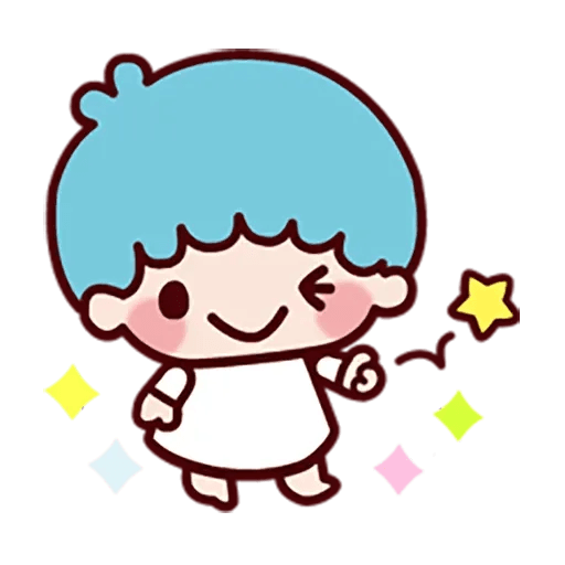 Cute - Sticker 18