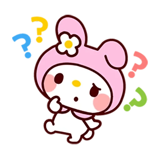 Cute - Sticker 10