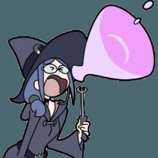 Little Witch Academia 2 - Sticker 21