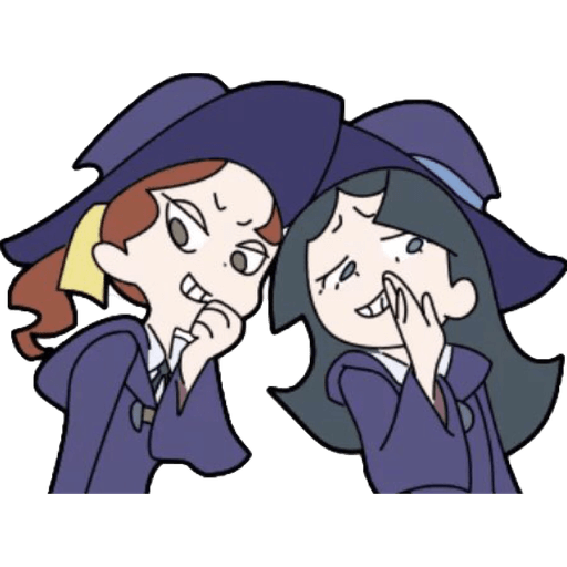 Little Witch Academia 2 - Sticker 12