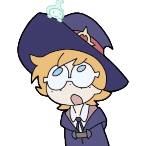 Little Witch Academia 2 - Sticker 17