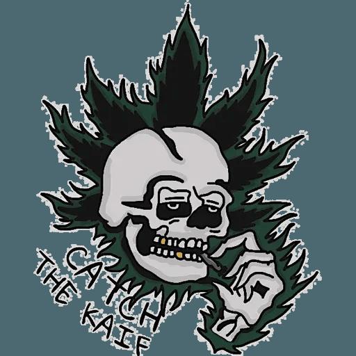 Death - Sticker 10