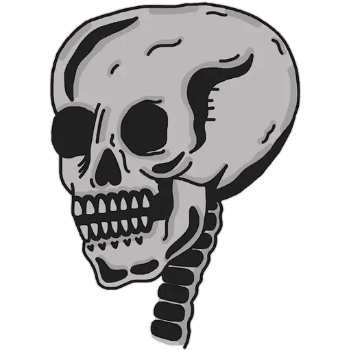Death - Sticker 2