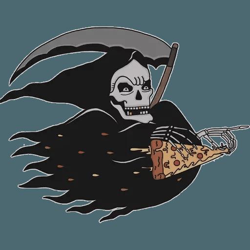 Death - Sticker 1