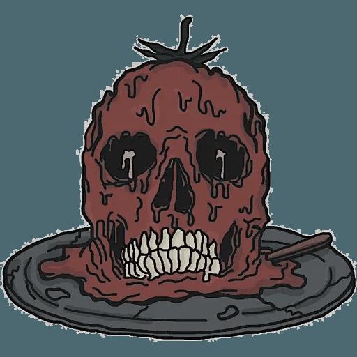 Death - Sticker 8