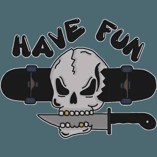 Death - Sticker 5