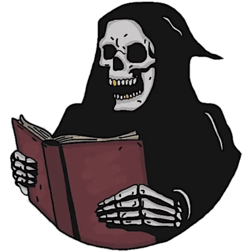 Death - Sticker 14