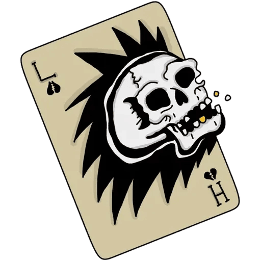 Death - Sticker 4