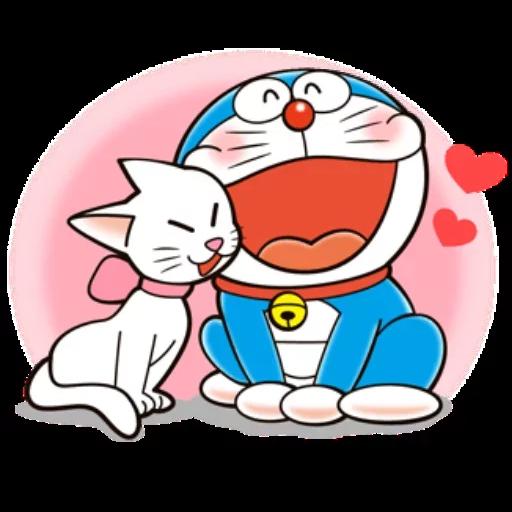 Doraemon - Sticker 12