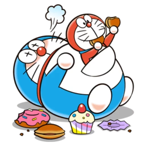 Doraemon - Sticker 5