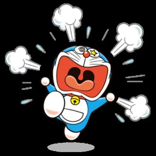Doraemon - Sticker 20