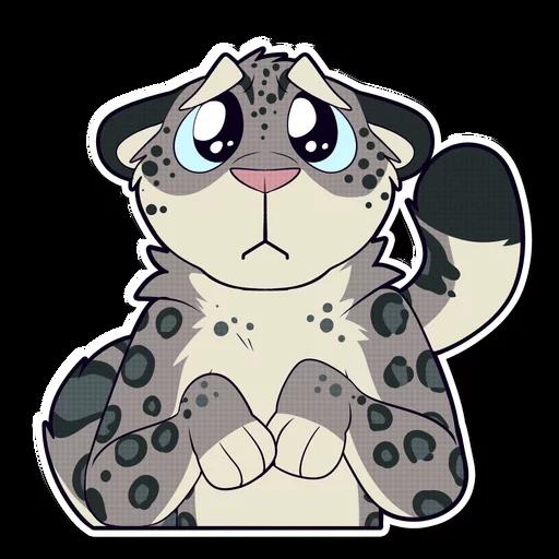 Leopard - Sticker 2