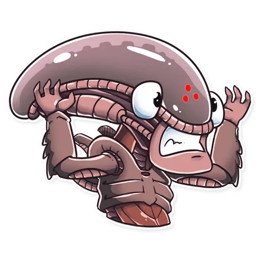 Alien - Sticker 18