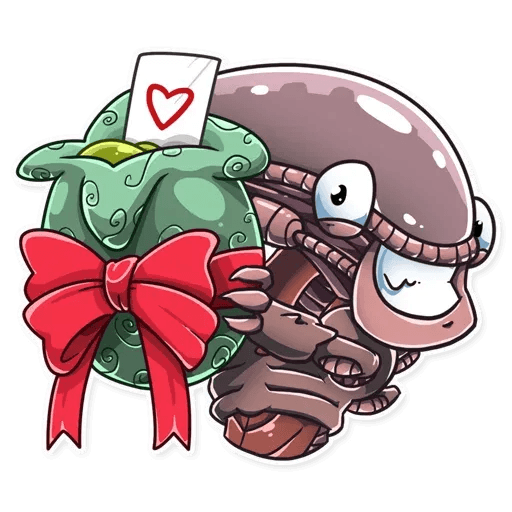Alien - Sticker 6