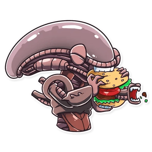 Alien - Sticker 13