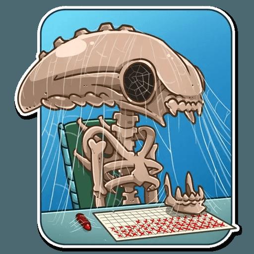 Alien - Sticker 26