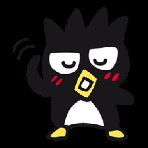 badtzmaru - Sticker 7