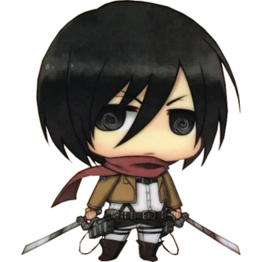 AOT Chibi 2 - Sticker 23