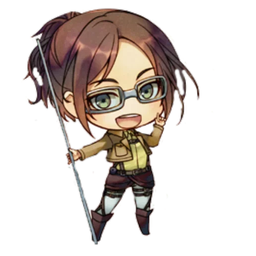 AOT Chibi 2 - Sticker 9