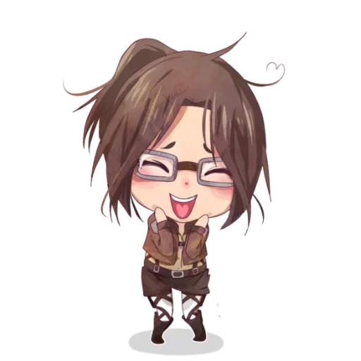 AOT Chibi 2 - Sticker 12