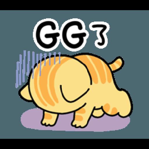 Cat Kim - Sticker 4