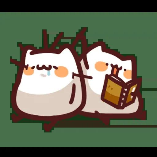 野生喵喵怪2 - Sticker 3