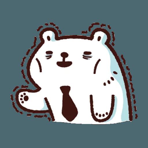 Bacbac6 - Tray Sticker