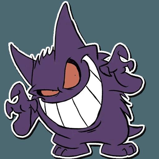 Pokemon 2 - Tray Sticker