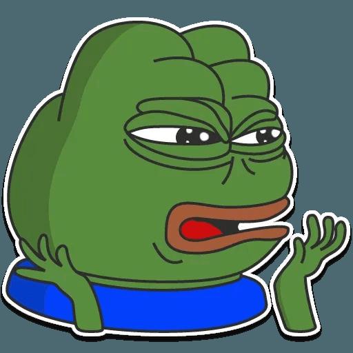 Pepe 2 - Sticker 2