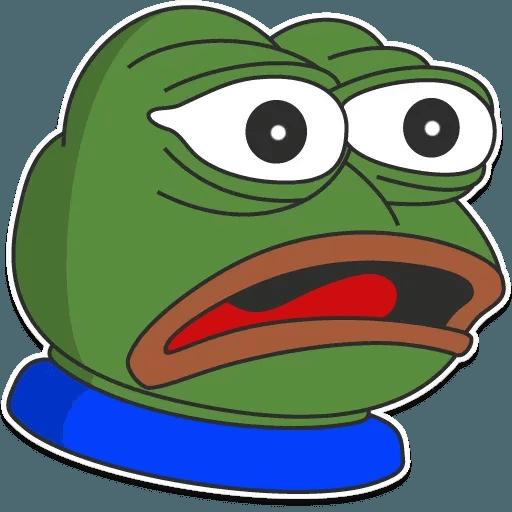 Pepe 2 - Sticker 19