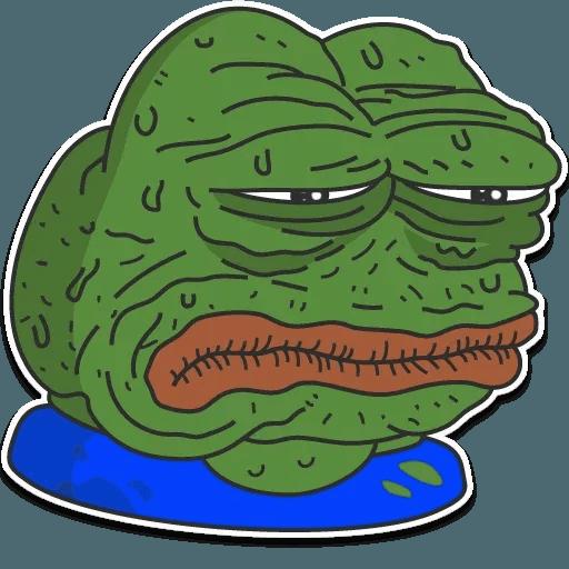 Pepe 2 - Sticker 6