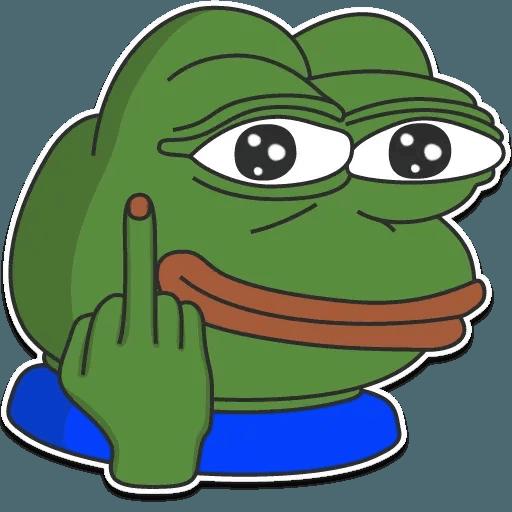Pepe 2 - Sticker 7